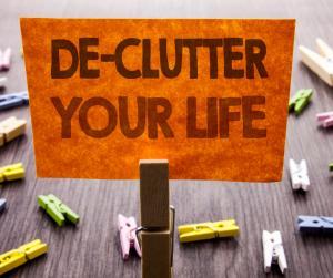 Declutter your lift